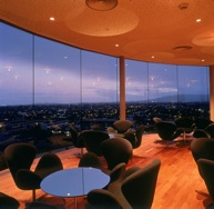Gravity Bar Interior